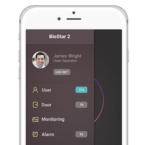 BioStar 2 Mobile Suprema - Biometrika - Biopresencia