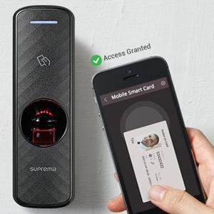Bioentry P2 Suprema - Biometrika - Biopresencia